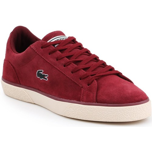 Chaussures Homme Baskets basses Lacoste Lerond 319 7-38CMA0051RD3 bordowy
