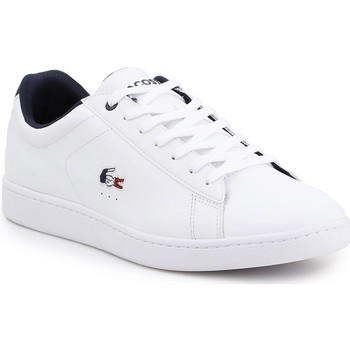 Chaussures Homme Baskets basses Lacoste Carnaby EVO 119 7-37SMA0013407 biały