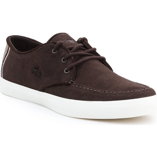 Chaussures Homme Baskets basses Lacoste Sevrin 316 7-32CAM0086176 brązowy