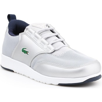 Chaussures Femme Baskets basses Lacoste L.Ight R 217 7-33SPW1023334 srebrny