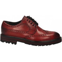 Chaussures Homme Derbies Brecos VITELLO rosso