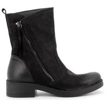 Chaussures Femme Boots IgI&CO BOTTINE  - 6159411 NOIR Noir