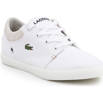 Chaussures Homme Baskets basses Lacoste Bayliss 218 7-35CAM001083J biały