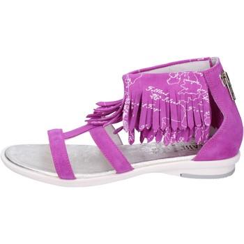 Chaussures Fille Sandales et Nu-pieds 1A Classe Alviero Martini BK495 Violet