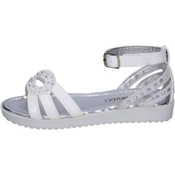 Chaussures Fille Sandales et Nu-pieds Fiorucci BK504 Blanc