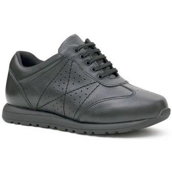 Chaussures Femme Baskets basses Calzamedi sport confortables femme NOIR