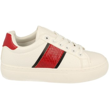 Chaussures Femme Baskets basses Buonarotti 1AD-0435 Blanco