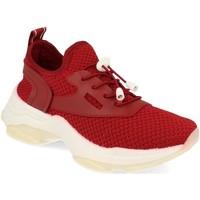Chaussures Femme Baskets basses Buonarotti 1AD-0446 Rojo
