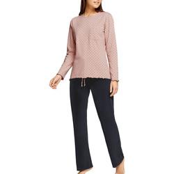 Vêtements Femme Pyjamas / Chemises de nuit Impetus Woman Ballerina Rose
