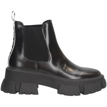 Chaussures Femme Boots Steve Madden SMSTUSK-BLKBOX NOIR