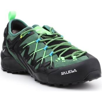 Chaussures Homme Randonnée Salewa MS Wildfire Edge GTX 61375-5949 czarny, zielony