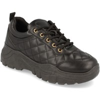Chaussures Femme Baskets basses Buonarotti 1AD-0449 Negro