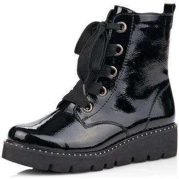 Chaussures Femme Bottines Remonte Dorndorf Bottines Lagro Noires Noir