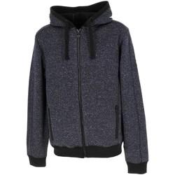 Vêtements Homme Sweats Rms 26 Fuzes nv fz cap sherpa Bleu marine / bleu nuit