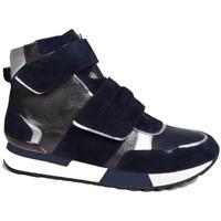 Chaussures Femme Baskets montantes Karston Basket sitou bleu