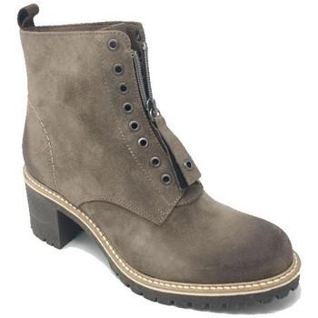 Chaussures Femme Bottines Mkd Bottine sines Beige