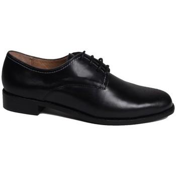 Chaussures Femme Derbies Karston Derby jetin Noir
