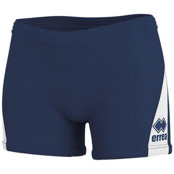 Vêtements Femme Shorts / Bermudas Errea Short femme  kiara marine/blanc