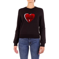 Vêtements Femme Sweats Love Moschino W630485E2204 Noir