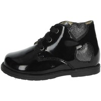 Chaussures Fille Boots Falcotto 0012014106.03 Noir