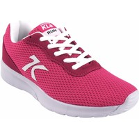 Chaussures Femme Baskets basses Sweden Kle Chaussure femme  882054 fuxia Rose