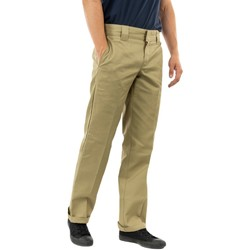 Vêtements Homme Chinos / Carrots Dickies work khk khaki beige