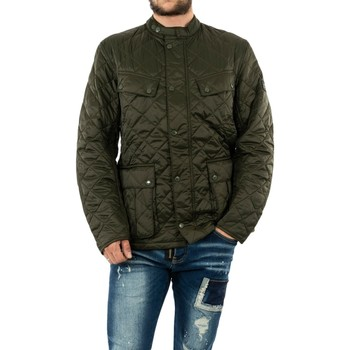 Vêtements Homme Blousons Barbour mqu1240 sg71 sage vert