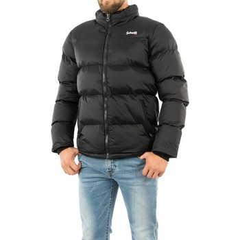 Vêtements Homme Doudounes Schott idaho black noir