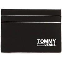 Sacs Homme Portefeuilles Tommy Jeans TJM CC HOLDER noir
