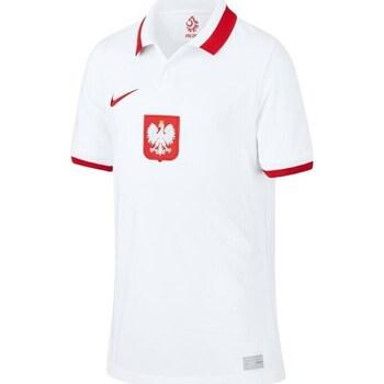 Polo enfant Nike JR Polska Breathe Home 2021