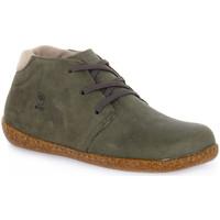 Chaussures Homme Boots Bioline FUMO YUMA Grigio