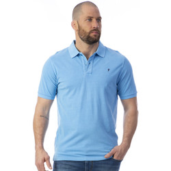 Vêtements Homme Polos manches courtes Ruckfield Polo homme rugby turquoise Gris
