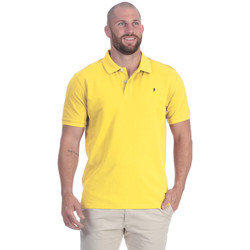 Vêtements Homme Polos manches courtes Ruckfield Polo homme rugby jaune Gris