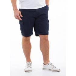 Vêtements Homme Shorts / Bermudas Ruckfield Bermuda cargo marine Bleu