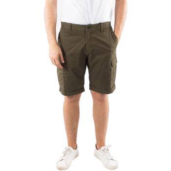 Vêtements Homme Shorts / Bermudas Ruckfield Bermuda cargo kaki Beige