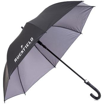 Accessoires textile Homme Parapluies Ruckfield Parapluie noir Noir