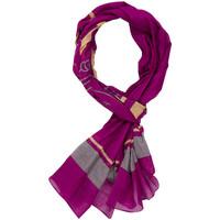 Accessoires textile Homme Echarpes / Etoles / Foulards Ruckfield Chèche fushia homme Rouge