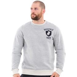 Vêtements Homme Sweats Ruckfield Sweat Rugby Vintage Gris