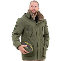 Vêtements Homme Manteaux Ruckfield Parka unie kaki Beige