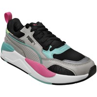Chaussures Femme Baskets basses Puma X-ray 2 square l Gris/Rose