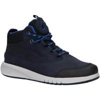 Chaussures Garçon Boots Geox J04CYA 0CL11 J AER Azul