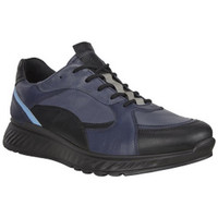 Chaussures Homme Baskets basses Ecco BASKETS  - ST1 OMBRES MARINES bleu