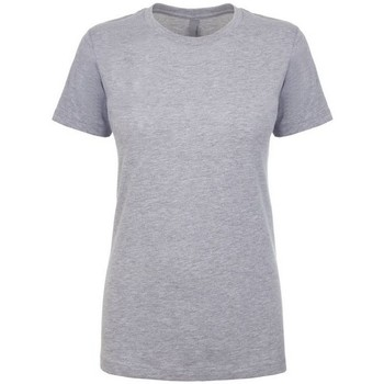 Vêtements Femme T-shirts manches courtes Next Level NX3900 Gris