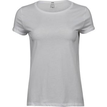 Vêtements Femme T-shirts manches courtes Tee Jays T5063 Blanc