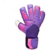 Accessoires textile Gants Sp Fútbol Earhart 3 Iconic Niño Purple-Pink