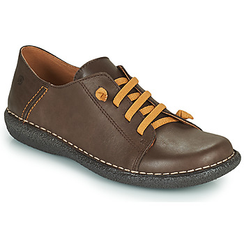 Chaussures Femme Derbies Casual Attitude NIPITE Marron