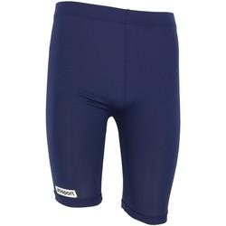 Vêtements Garçon Shorts / Bermudas Uhlsport Sous short navy jr Bleu marine / bleu nuit