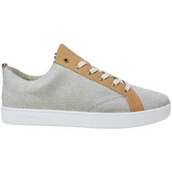 Chaussures Baskets basses Baron Papillon Sneaker  Basse Toile Champagne Champagne