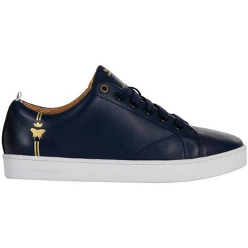 Chaussures Baskets basses Baron Papillon Sneaker  Basse navy Navy