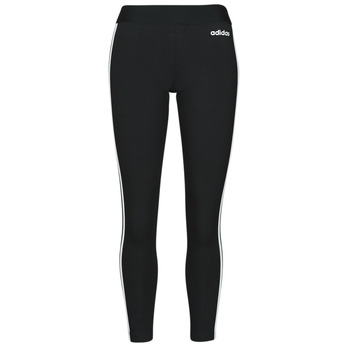 Vêtements Femme Leggings adidas Originals W E 3S TIGHT NOIR/BLANC